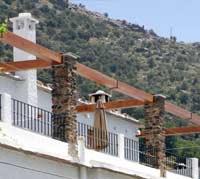 110 casas rurales en la alpujarra baratas granada alquiler y alojamiento rural - Casas rurales con piscina baratas ...