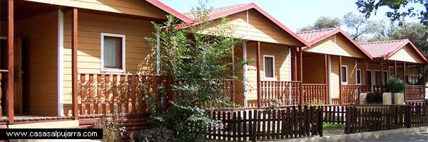 Caba as rurales de madera casas rurales en la alpujarra - Casas rurales de madera ...