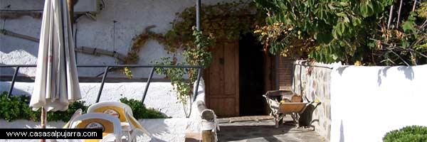 Casas los casta os casas rurales en la alpujarra - Casa rural los castanos ...